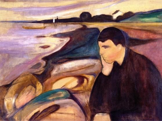 Munch. Melancolía