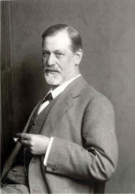 Sigmund Freud. perfil